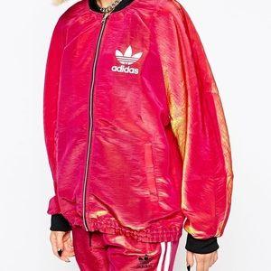 LIMITED EDITION Rita Ora x Adidas Windbreaker